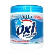 Пятновыводитель LOTTA OXI для БЕЛОГО  400 гр.