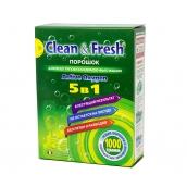 Порошок для ПММ CLEAN&FRESH 1000 гр.