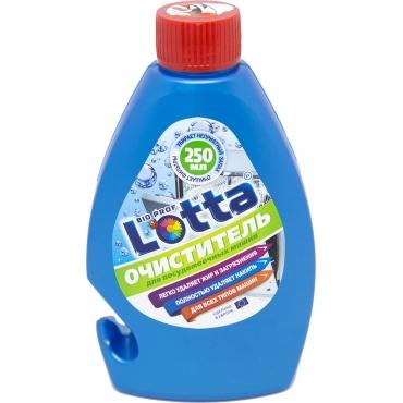 Очиститель для ПММ LOTTA 250 мл.